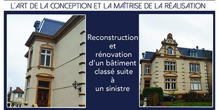L'art de la réhabilitation de bâtiment